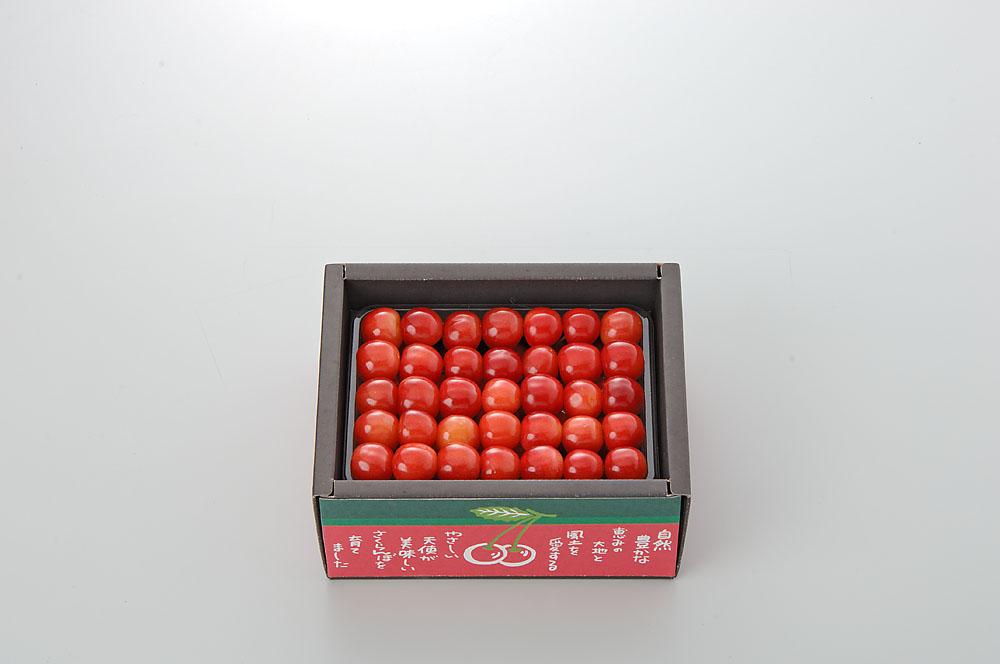 【さくらんぼ】 紅秀峰 500g L玉以上 Yes Clean!(北海道クリーン農作物) 認定栽培  [7月中旬より出荷]
