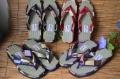 気持ちよさ や・み・つ・き♪日本製 婦人畳草履 うさぎ格子