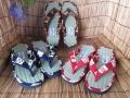 気持ちよさ や・み・つ・き♪日本製 婦人畳草履 粋