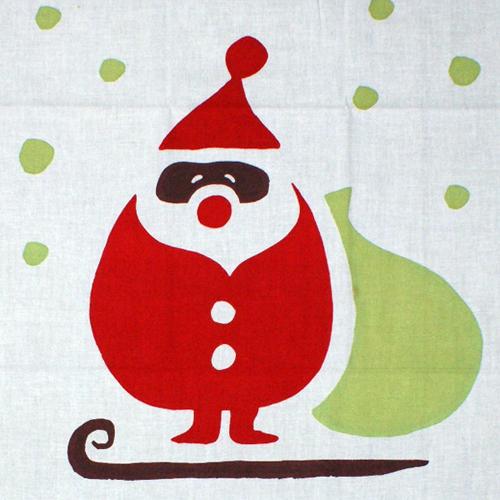 いべんと手拭い クリスマスサンタ
