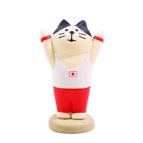 まったりスポーツフェスティバル アスリート猫・体操猫