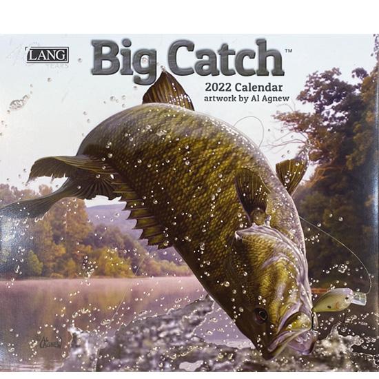 2022年ラングカレンダー「Big Catch」