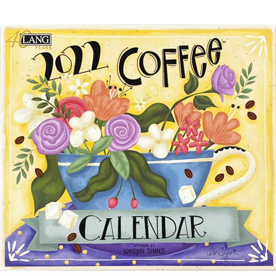 2022年ラングカレンダー「COFFEE」