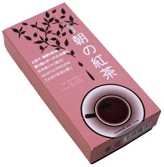 マイナスイオンのお線香 朝の紅茶