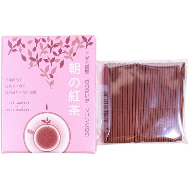 お線香 朝の紅茶 ショート