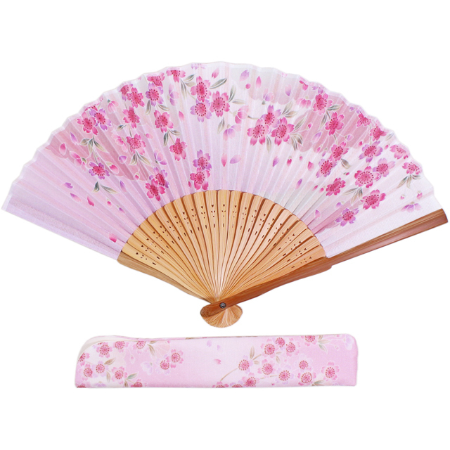 花の詩扇子セット 桜