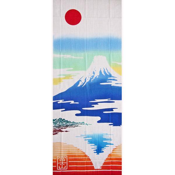 ケネマてぬぐい「富士山」