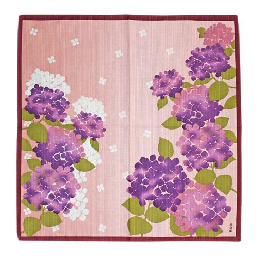 小布「あじさいの花/紫」