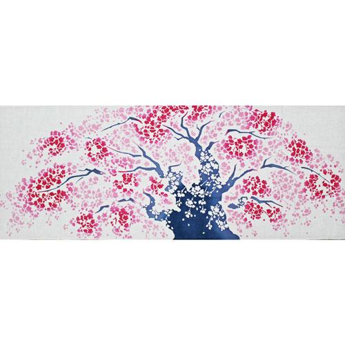 かまわぬてぬぐい「大桜」
