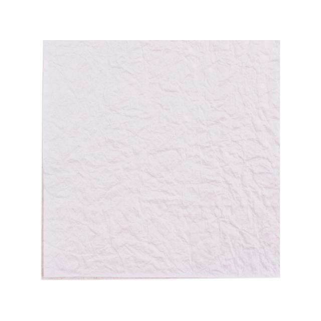 越前ろまんランチョンマット もみ紙 白