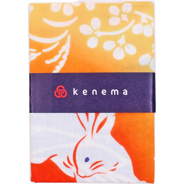 kenema 気音間手拭い 月夜の番人