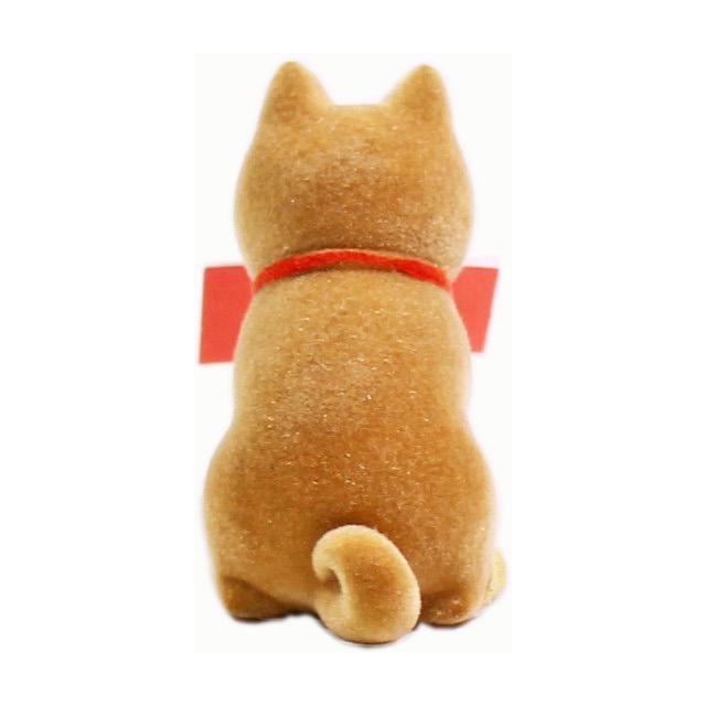 wankoron 忠犬カードスタンド 茶