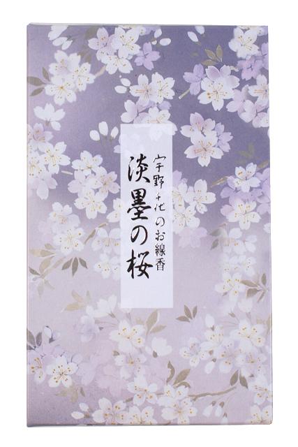 宇野千代のお線香 淡墨の桜 バラ詰