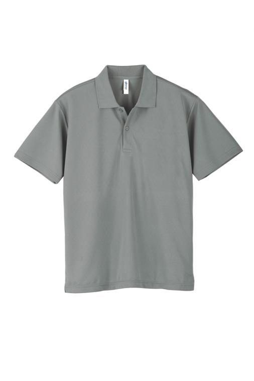 トムス    4.4オンスドライ   半袖ポロシャツ(ポケット無)
