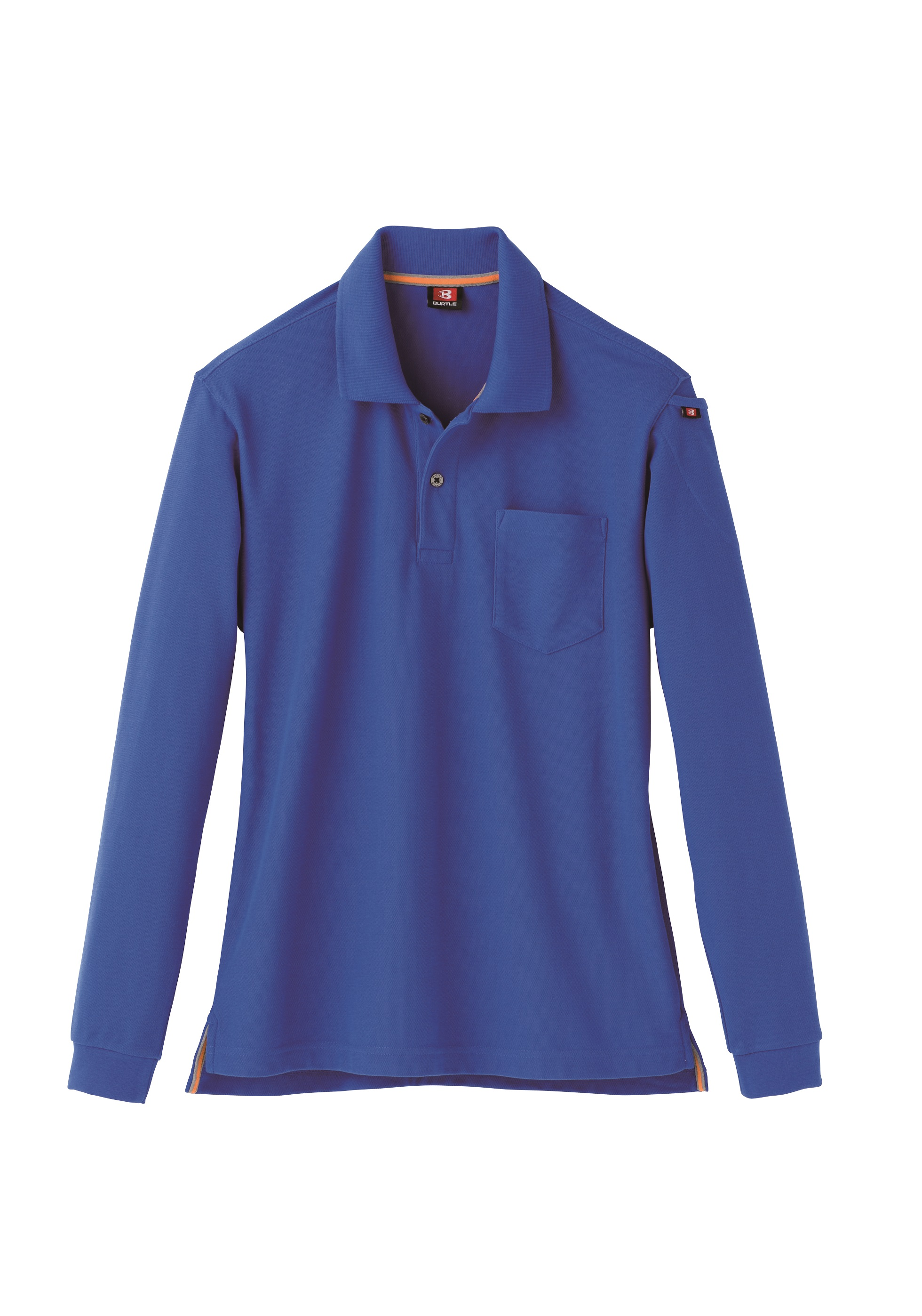 バートル     505     長袖ポロシャツ