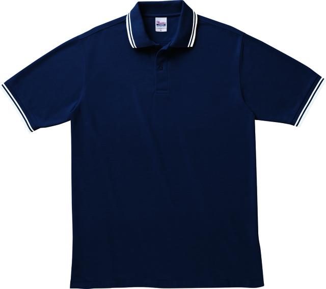 トムス    5.8オンス ベーシックポロシャツ