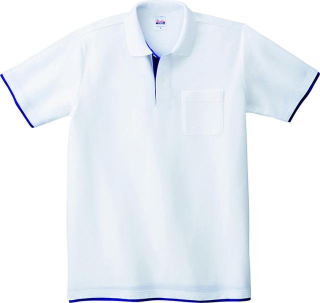 トムス    5.8オンス ベーシックレイヤーポロシャツ