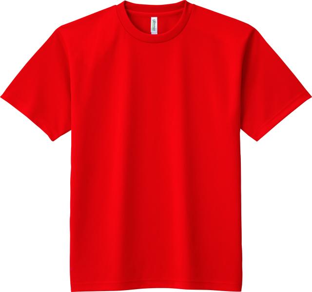 トムス    4.4オンス    ドライTシャツ