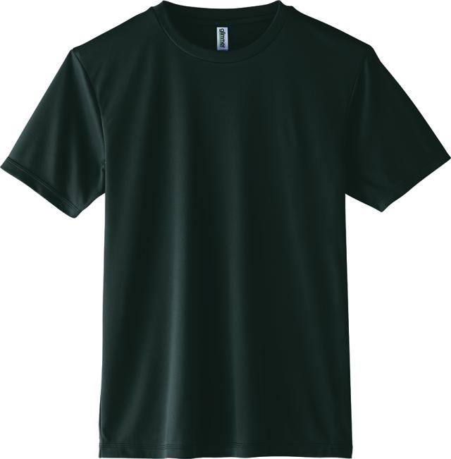 トムス    3.5オンス   インターロックドライTシャツ