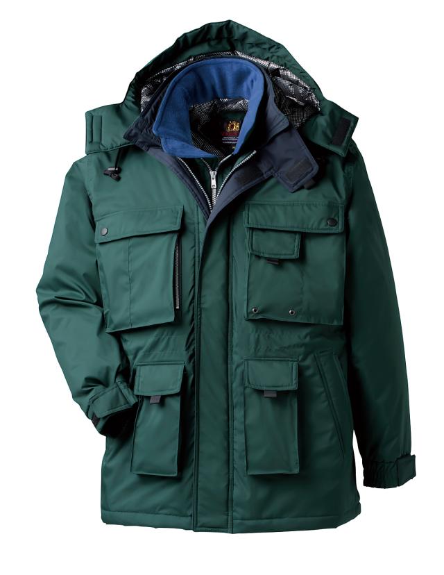 クロダルマ     54132      防寒コート