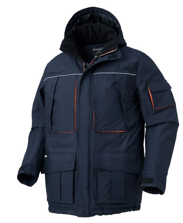 クロダルマ     54234      防水防寒コート