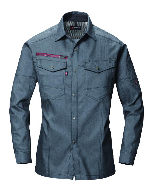 バートル     7045     長袖シャツ