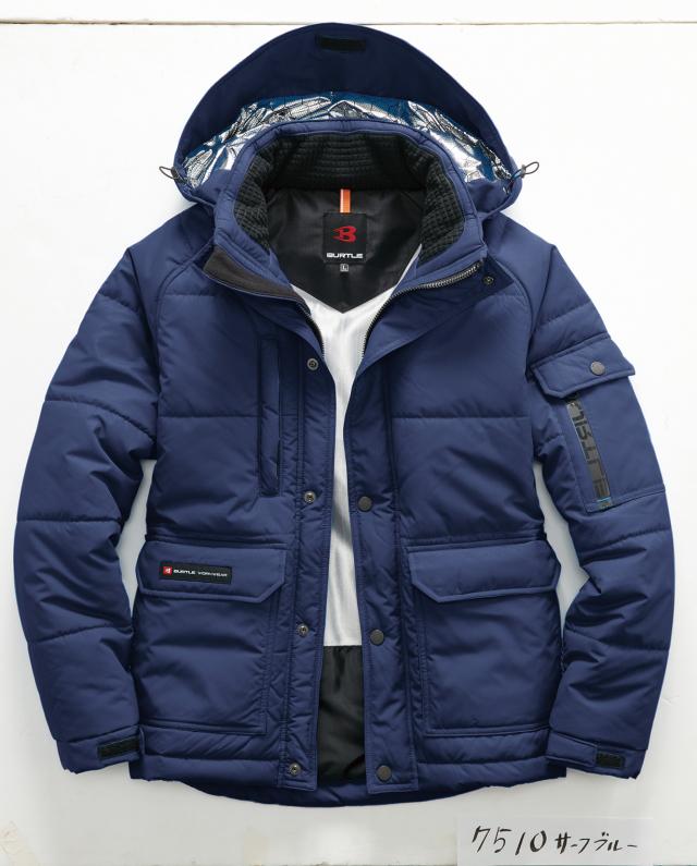バートル     7510       防寒服