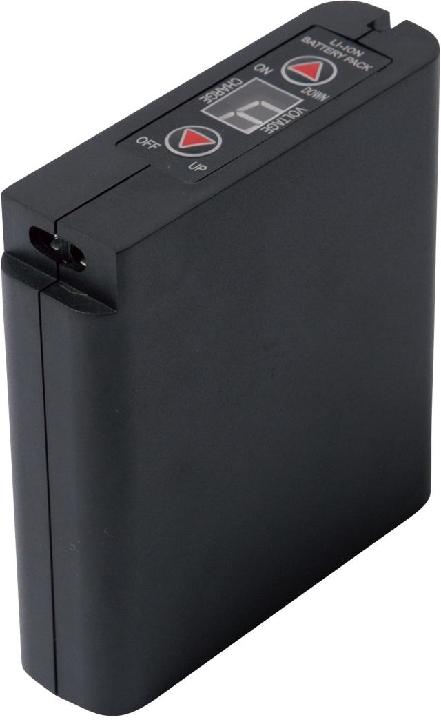ジ―ベック     8時間対応 大容量バッテリー・急速AC充電アダブターセット