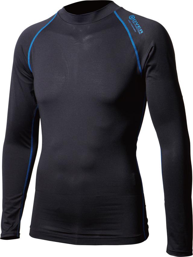 おたふく手袋  BTアウトラスト  ロングスリーブ クルーネックシャツ    JW-540
