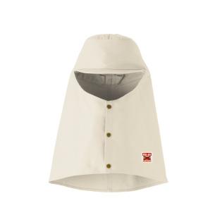 アリオカ     防炎溶接帽(ツバ付き)     MD1001