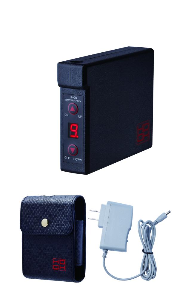 村上被服    V9101      快適ウェア用バッテリーセット
