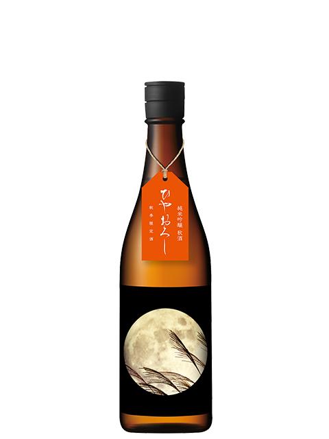 越の誉 純米吟醸秋酒 ひやおろし 720ml
