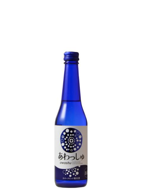 発泡性純米酒 あわっしゅ 320ml (新ラベル)