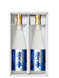 【送料込価格】越の誉 大吟醸生酒 720ml×2本セット KDN-40