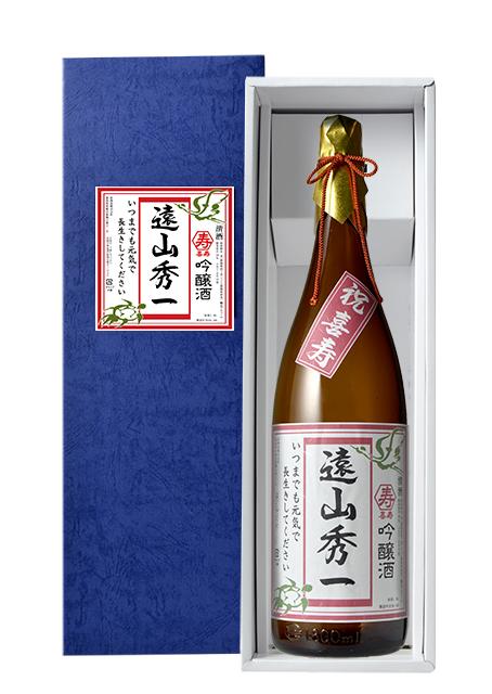 長寿ラベル吟醸酒1800ml