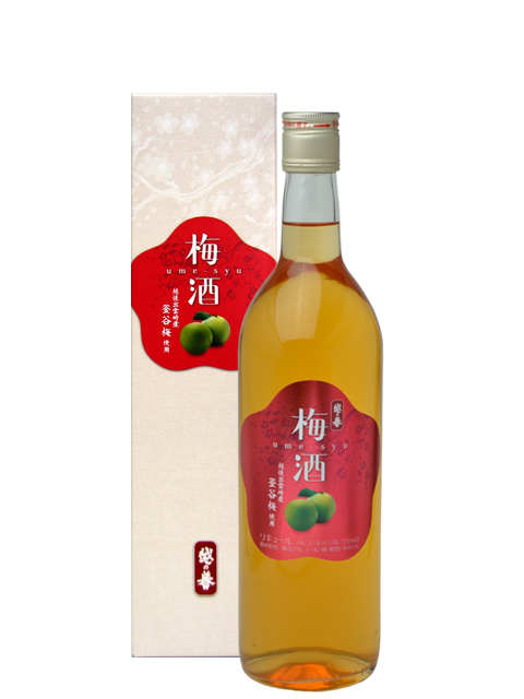 越の誉 梅酒 720ml