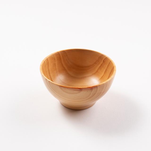 【ベビー用お碗】 赤ちゃん・子供用木製食器 沖縄県産琉球松