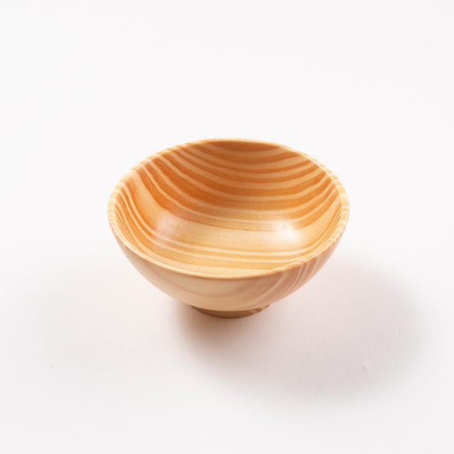 【ベビー用豆椀】 赤ちゃん・子供用木製食器 沖縄県産琉球松