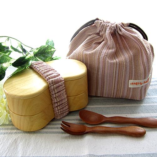 入園入学木製お弁当箱