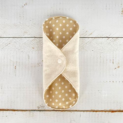 布ナプキン【生理痛の軽減やかぶれに】軽い日~普通の量用ひし形(小)(柄おまかせ)