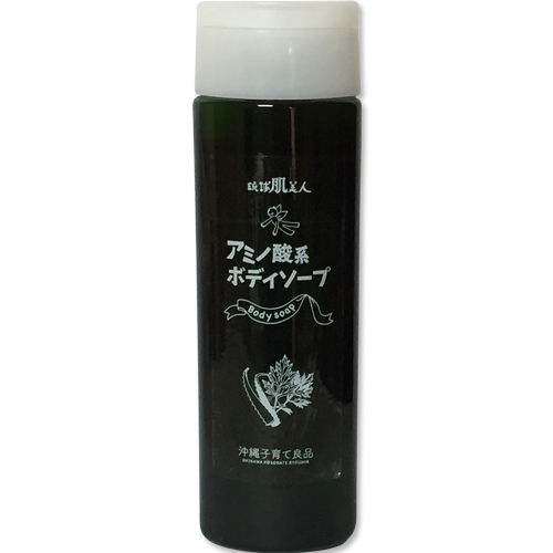 月桃アミノ酸系ボディソープ、洗顔