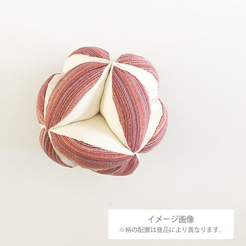 花ボール 赤ちゃんの五感を刺激するおもちゃ 布ボール お祝い