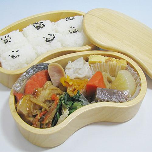 人気子供用木製お弁当箱