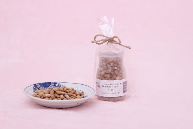 Branebaさんの 『至高謹製 国産大豆の納豆』 兵庫県産・遺伝子組換え無し大豆で作った納豆をフリーズドライをしました。ねばねばも無いので、食べ易いですよ♪