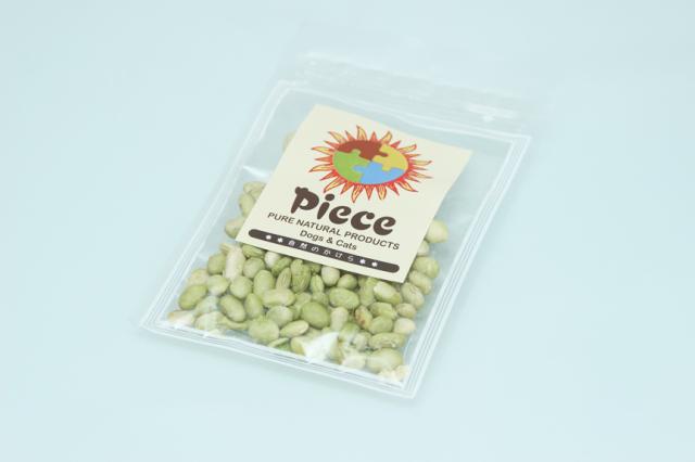 『えだ豆のフリーズドライ』 良質な植物性たんぱくをお手軽に摂る事が出来ます。おやつにもご飯にもピッタリ☆