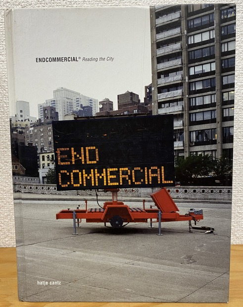 Endcommercial: Reading the City