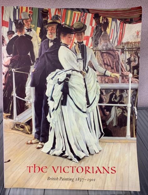 The VICTORIANS British Painting 1837-1901 ヴィクトリア朝絵画 洋書