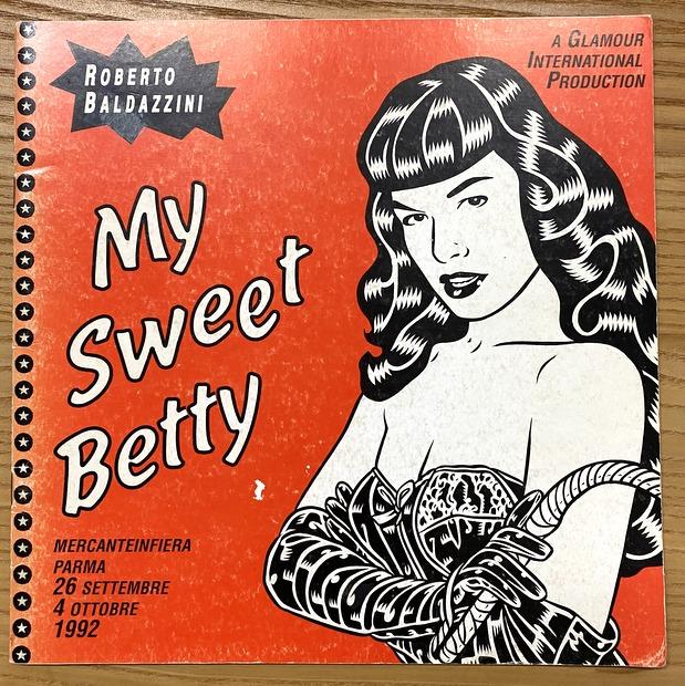 My Sweet Betty (Betty Page)