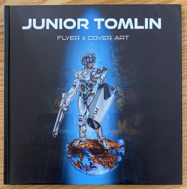 Junior Tomlin: Flyer & Cover Art