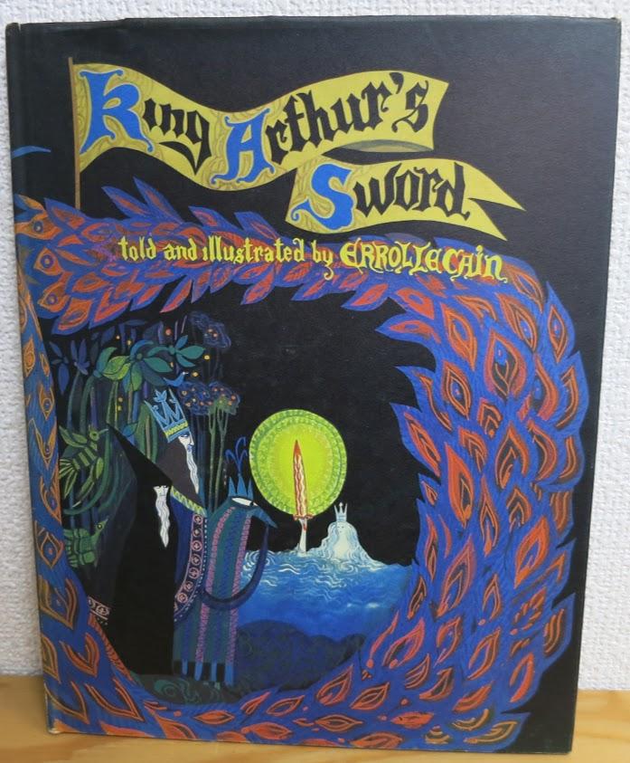 King Arthur's Sword by Errol Le Cain